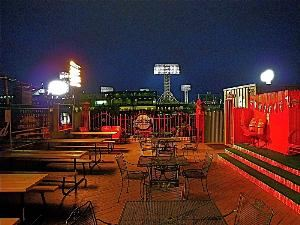 Roof Top Deck, The Baseball Tavern, Boston