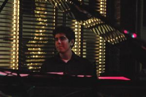 Pianist Joshua Espinoza, Bloomington — Josh live at Brown Street Club - Greenville, SC