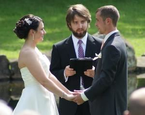 Chase Waits Central Ohio Wedding Officiant