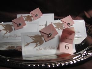 The Busy Bee Palm Springs, Palm Springs — Custom Seating Cards