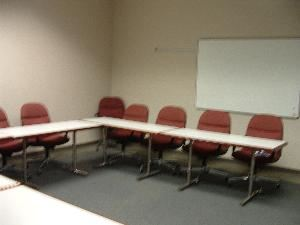 Conference Room 3, The Atrium At National Composite Center, Dayton — Seat 12 to 18.