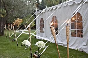 Tent, The Norland Luxury Bed and Breakfast, Calgary