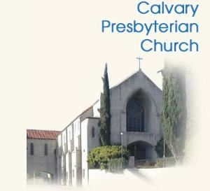 Calvary Presbyterian Church, Riverside