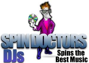 Spin Doctors Djs & Karaoke, Riverside — Since 1994- Trusted Professional Dj Service for  Weddings , Parties and Corporate Events. Free LED Lightshow and over 80,000 songs of all types of music old and new. Fun Upbeat and experienced Djs to insure your Event is a success.