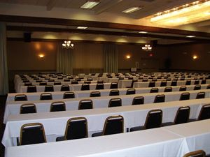 Business Package Meeting, Seasons Event & Conference Center, Portland — Ballroom