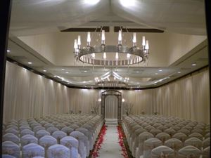 Radiant Wedding Package, Hilton Hotel Bellevue, Bellevue — Wedding Ceremony