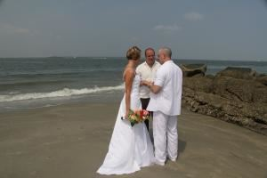 Charleston Hitching Post, Charleston — An award-winning wedding officiant, Dr. Clarke has extensive experience working with destination wedding couples from around the world. Professional, personable, and articulate, Dr. Clarke is committed to working with you in planning and conducting your wedding ceremony in a way that is perfect for you! Ceremony styles include traditional, spiritual, or non-religious. Call for a no-obligation consultation @ 843-607-7037