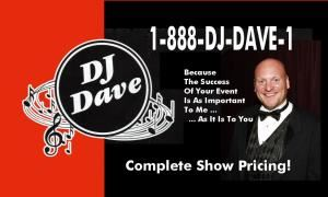 DJ Dave Inc. - Columbus