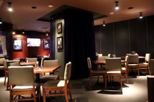 Function Room, Hard Rock Cafe on Hollywood Blvd., Los Angeles