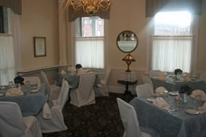 Colonial Room, Blair Mansion Restaurant, Takoma Park