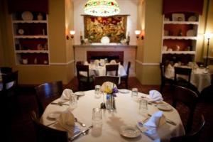 Fireside Room, Blair Mansion Restaurant, Takoma Park