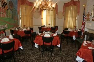 State Room, Blair Mansion Restaurant, Takoma Park