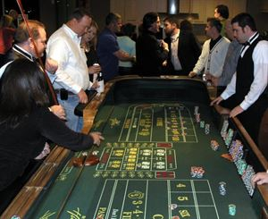Casino Themed Holiday Party - For Up To 120 People, Vegas 2 U, Avondale — Craps Tables