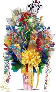 The Candy Lady Candy Bouquet