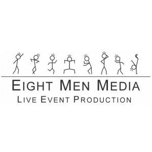 Eight Men Media: Live Event Production