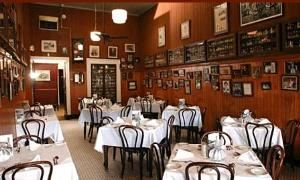 Main Dining Room, Tujague's Restaurant, New Orleans