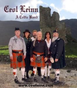 Celtic Performance Band