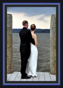 Alexandria's Waterfront Wedding Services, Alexandria — Beautiful photo taken next to the scenic Potomac in Old Town, Alexandria, Virginia.  Call 571-289-2327 or email waterfrontweddingservices@gmail.com for more information!