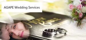 AGAPE Wedding Services