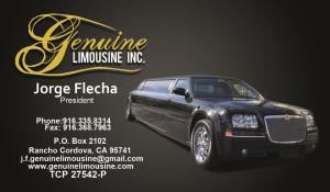 Genuine Limousine,Inc.