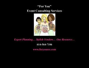 """For You"" Event Consulting Services, LLC"