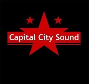 Basic Sound Package for up to 150 people., Capital City Sound, Washington — CCS Logo