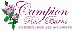 Campion Rose Burns Catering