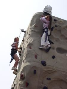 Quantum Rock, Palos Verdes Peninsula — Mobile rock climbing walls for your special event. Outdoor or indoor, we have rocks for all sizes of venues - if you have a space constraint, we have a rock to fit it! Check our web site at www.quantumrock.com.