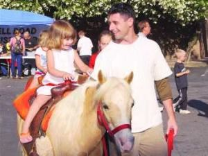 Pony Rides by Nancy & Petting Zoo