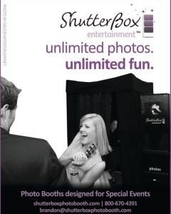 ShutterBox Entertainment - Milwaukee Photo Booth Rental