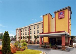 Full Day Meeting Package, Comfort Suites Hotel Stockbridge, Stockbridge — Outside Pictures
