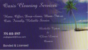Oasis Cleaning Services