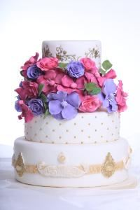 Wedding Custom Cake Package, Sweet Confectionery Cakes, Georgetown — Custom Cake