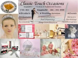 Classic Touch Occasions