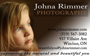 Johna Rimmer Photography | Windsor Photography