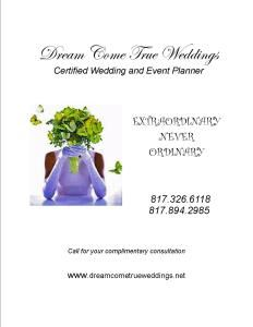 Dream Come True Weddings