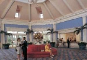 Asbury Rotunda, Disney's Yacht & Beach Club Resorts, Orlando — The Asbury Rotunda creates a stunning backdrop for banquets, receptions and networking events.