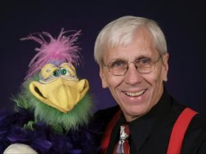 Keith's Magic and Ventriloquism, Watkinsville — In addition to magic, Keith also specializes in ventriloquism. The combination is unbeatable for all types of audiences and functions.