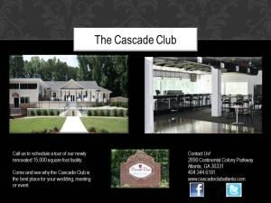 The Cascade Club