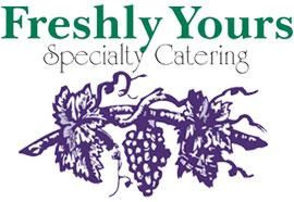 Freshly Yours Catering