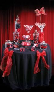 Candy Table Buffet