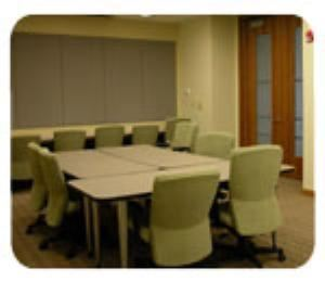 Triax Conference Room, The Cable Center, Denver — The Triax Conference Room