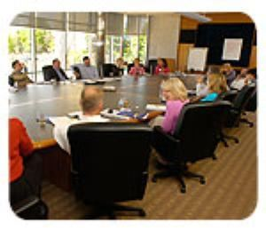 Bresnan Board Room, The Cable Center, Denver — Bresnan Board Room