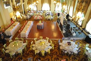 Event Logistics, Blush, Milwaukee — The Pfister Imperial Room