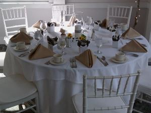 Grand Buffet Wedding Package, Impressive Catering Services, Old Saybrook