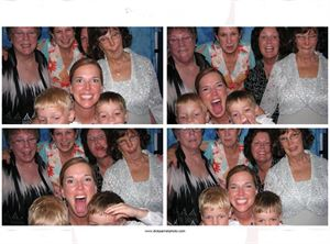 Gold Photo Booth Package, Dick Parrish Photography, Cape Coral