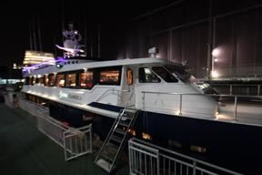 The Star Of America Yacht, Yacht Events By Steven Tanzman, New York