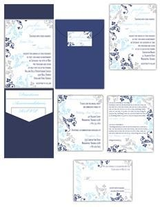 Custom Wedding Invitation Suite Design, Kari Lind Creations, Overland Park — Jackie Invitation Suite
