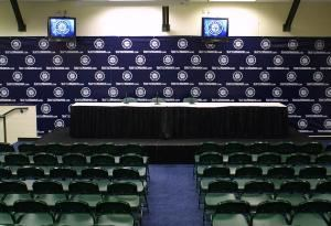 Interview Room, Safeco Field, Seattle
