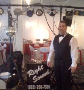 3 hour Party - Music, Lights, & Emcee, Right Sound Mobile DJ, Maryville — Right Sound DJ